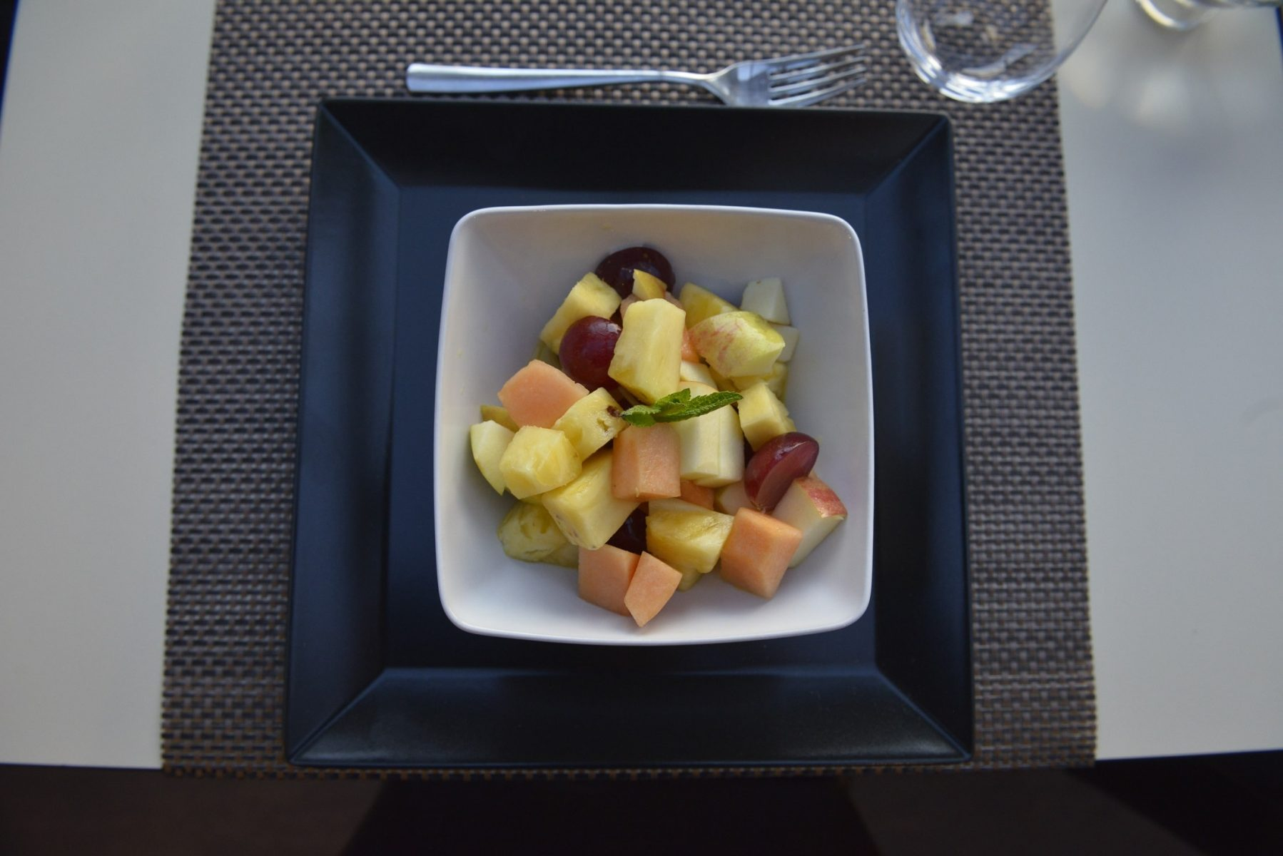 Sesonal fruit salad